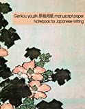 Genkou Youshi Manuscript Paper - Notebook for Japanese Writing, Spicy Journals, 1495907953