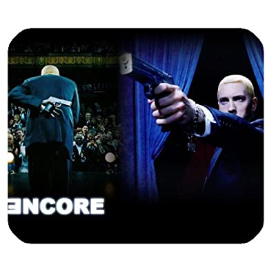 "Eminem Encore Mousepad Personalized Custom Mouse Pad Oblong Shaped In 9.84""X7.87"" Gaming Mouse Pad/Mat"