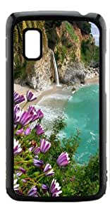 HeartCase Hard Case for Google Nexus 4 LG E960 ( America Suburban Scenery )