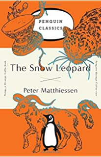 Image result for The Snow Leopard, Picador, 1980