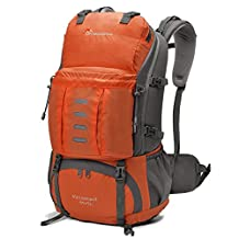 Mardingtop Water-resistant Hiking Daypack/Camping Backpck/Travel Daypack/Casual Backpack with Rain Cover for Outdoor Climbing School