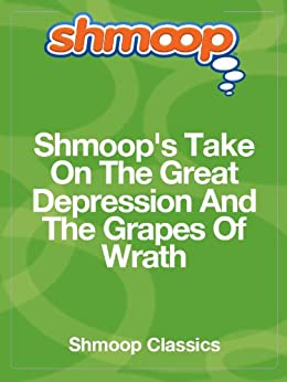 a paper on grapes of wrath and the great depression The grapes of wrath's leading character is a man by the name of tom joad in the throes of the great depression let us write a paper for you.