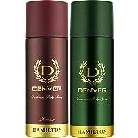Denver Deo Combo, Hamilton and Honour, 165ml...
