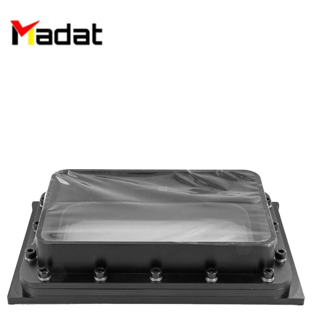 Madat FlashForge Conjunto de tanque de construcción de resina para ...