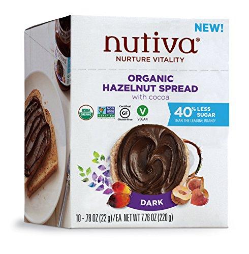 Nutiva Organic Hazelnut Spread Packets