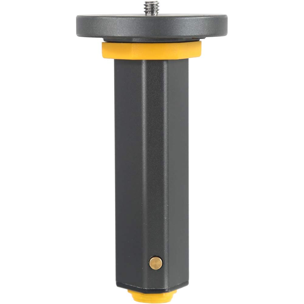 Vanguard Alta Laa - Short Center Column for Tripods High Pro 2 and High Pro 2 +, Black/Grey by Vanguard