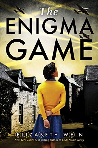 Book Cover: The Enigma Game