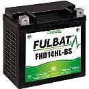 Electhium - Batería Moto LiFePO4 YTX14-BS UN38.3 12V 4Ah ...