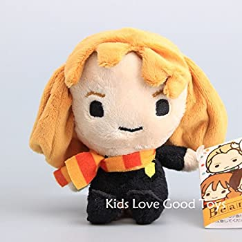 "Shalleen Harry Potter Hermione Granger Beanie Plush Toy Soft Stuffed Doll 5"" Cuddly Gift"
