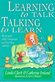 img - for Learning to Talk, Talking to Learn (Parenting Series) book / textbook / text book