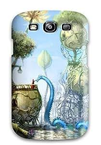 Premium Case For Galaxy S3- Eco Package - Retail Packaging - AAIwxyF827RkArv