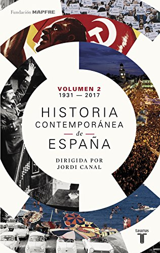 Historia contemporánea de España Volumen II: 1931-2017: Amazon.es ...