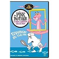 La colección clásica de dibujos animados de la pantera rosa, vol. 4: Swingin 'en el rosa