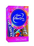 chocolate india - Cadbury Celebrations Assorted Chocolates Gift Pack, 63.3 grams - contains Cadbury dairy milk, Cadbury 5 star and gems