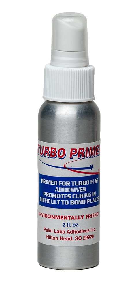 Turbo Primer for Cyanoacrylate Adhesives - 2 oz Spray Cans - Case of 12 - Equivalent to Loctite 770.: Amazon.com: Industrial & Scientific