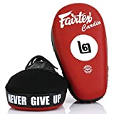 Fairtex FMV12 Angular Focus Mitts Muay Thai Kick Boxing MMA K1