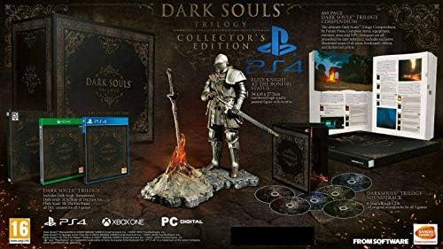 Dark Souls Trilogy: Amazon.es: Videojuegos