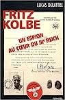 Fritz Kolbe par Delattre