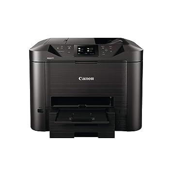 Canon MAXIFY MB5455 600 x 1200DPI Inyección de Tinta A4 WiFi ...
