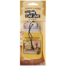 Yankee Candles Car Jar (Vanilla Cupcake)