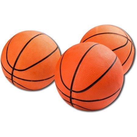 MD Sports Rubber Arcade Basketballs