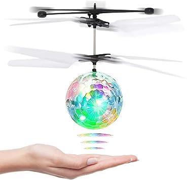 CYKT Los Mejores Juguetes para Navidad 2019, Flying Ball Toys para ...