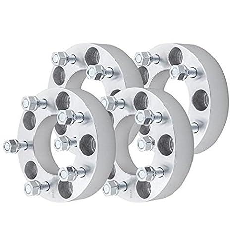 Adaptadores separadores para ruedas 5 x 5 a 5 x 5 (38 mm), 4 ...