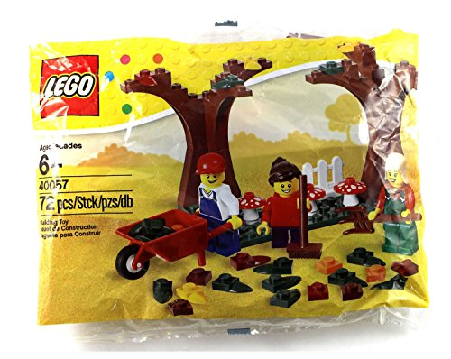 LEGO Seasonal Set Fall Scene (40057)
