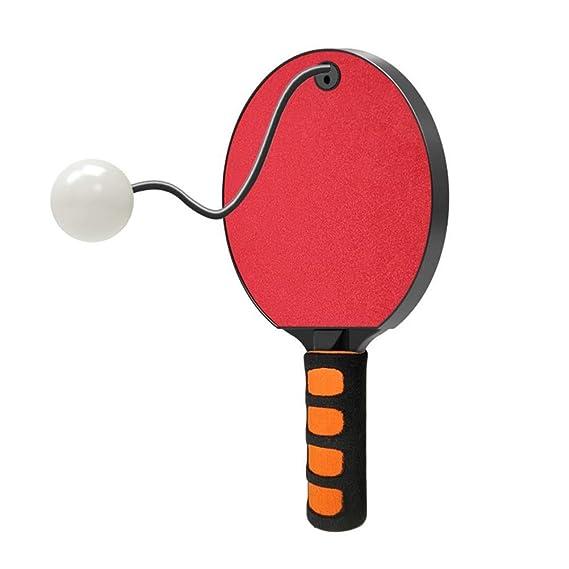 Egosy Juego de Raquetas de Padel Juego de Rebote Paddle Ball Toy ...