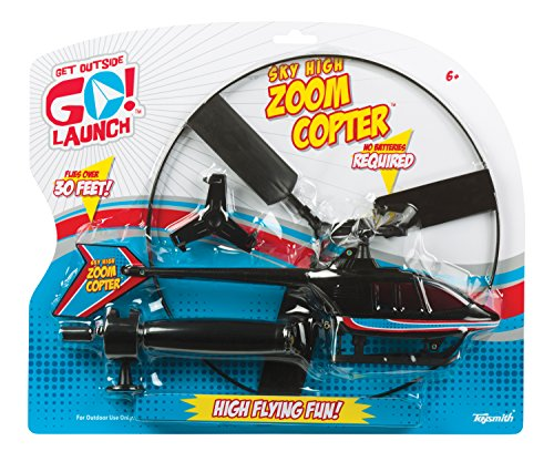 Toysmith Get Outside Zoom Copter