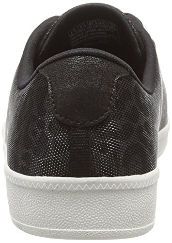 White Ave Sneaker Skechers Madison Nero Bkw Donna Black 56nYn7