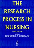 The Research Process in Nursing, , 063204019X