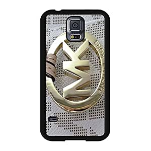 Cover Shell Unique Golden Design Michael New Kors Phone Case Cover for Samsung Galaxy S5 I9600 MK Logo New Fashional