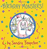 Birthday Monsters! (Boynton on Board)