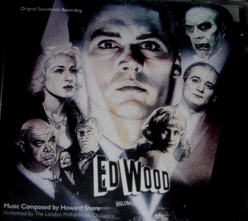 エド・ウッド~オリジナル・サウンドトラック