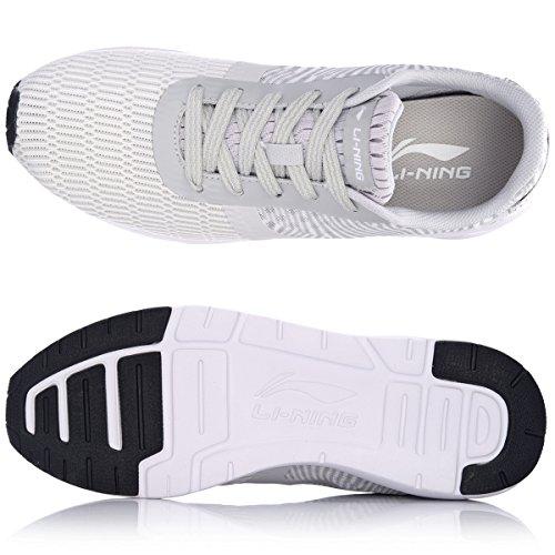 Li Ning Män Ljung Walking Skor Mode Idrottsliv Andas Sneakers Trösta Sportskor 3h Män