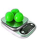 Digital Kitchen Scale, Linear Co. Food Scale 22lb 10KG EXTRA Weight Capacit ....