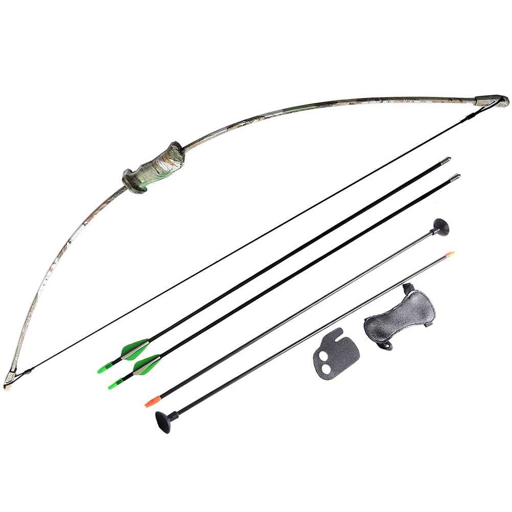 c6ad4aa90c9 ... Basic Takedown Practice Outdoor Game Sports Toy Gift Bow Kit with  Suction Cup Arrows
