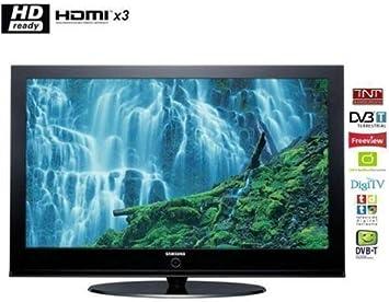 Samsung PS42Q96HD - Televisión HD, Pantalla Plasma 42 pulgadas: Amazon.es: Electrónica