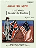img - for Across Five Aprils (L.I.T Guides) book / textbook / text book