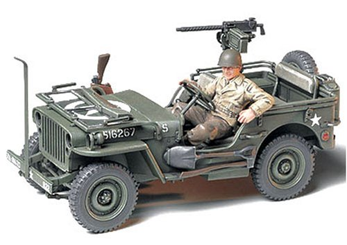 Tamiya 35219 1/35 US Willys MB Jeep by Horizon Hobby