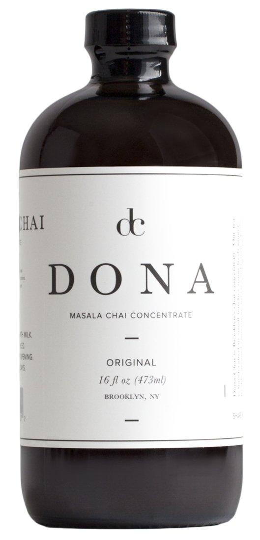 DONA CHAI Chai Tea Concentrate, 16 FZ