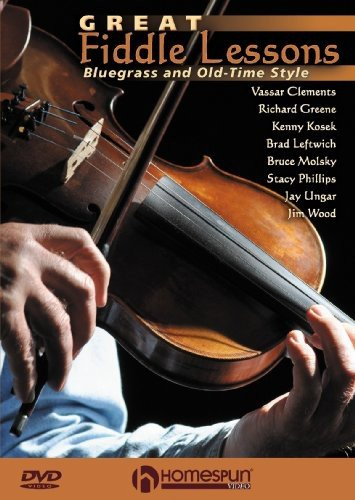 Great Fiddle Lessons: Bluegrass & Old Time ()