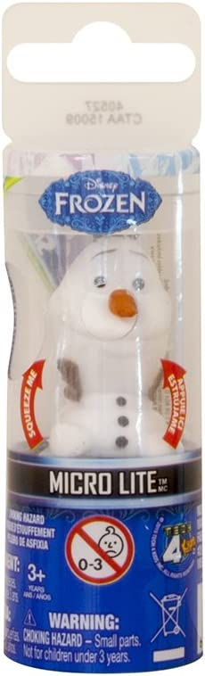 Disney Frozen Figura con Led Toy Partner 40527