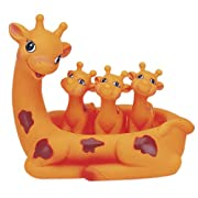 D&D Distributing Giraffe Floatie Family