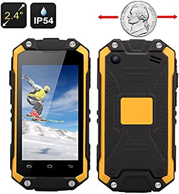 2.4 Mundo Más pequeño Mini Impermeable Android Phone J5 (ysfen ...