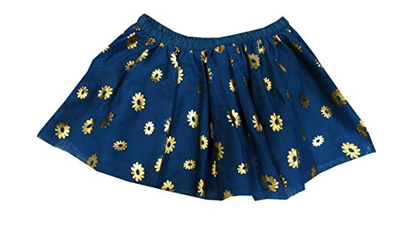 2T-6X Epic Threads Little Girls Tutu with Tulle Skirt Daisy-Print 6