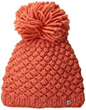 Spyder Women's Brrr Berry Hat, Coral, One Size