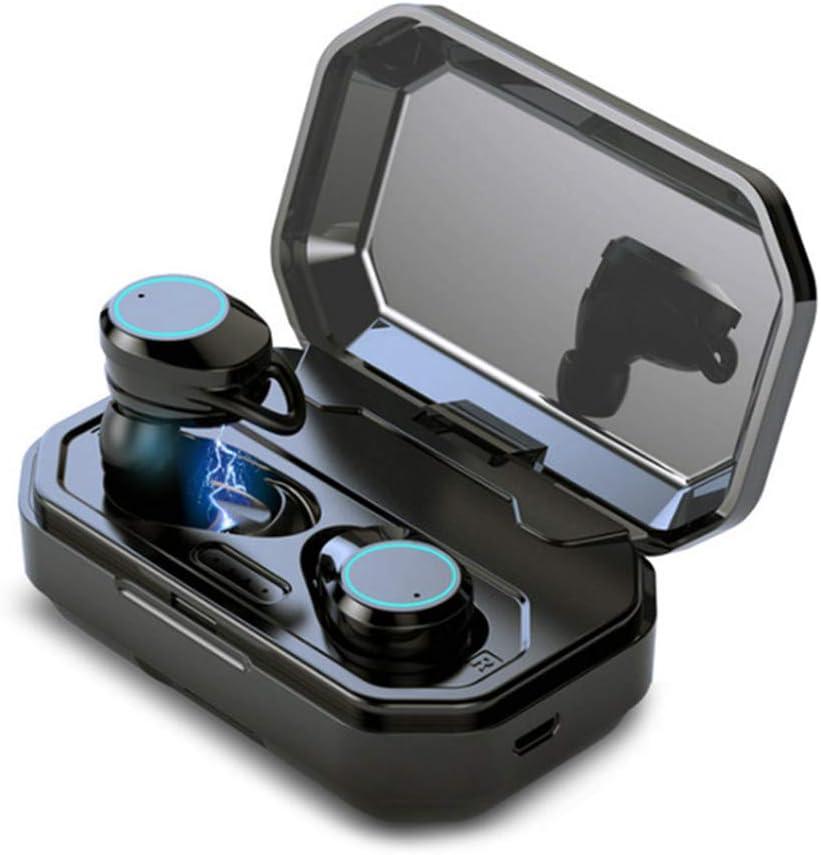 Audífonos inalámbricos 5.0 Bluetooth 3D Beep Bass IPX6 al ...