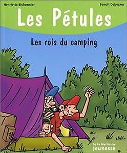 """Afficher """"Pétules (Les) n° 13 Les rois du camping"""""""